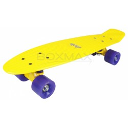 Area penny board жълт